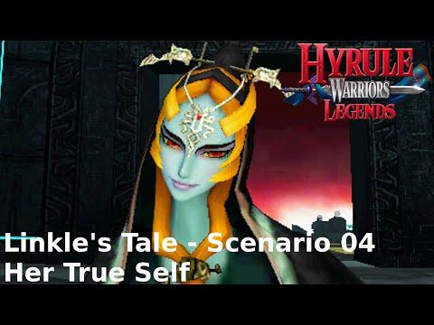 Hyrule Warriors Legends -- Legend Mode - Linkle's Tale 04: Her True Self