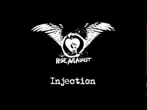 Rise Against - Injection [Lyrics] HD