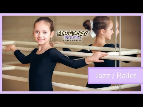 Jazz Tap Ballet (Ages 7-8) @ Broadway Bound Dance Center