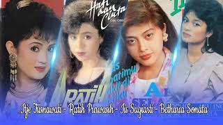 Ratih Purwasih, BETHARIA SONATHA, Iis Sugiarti,Nia Daniati Full Album Tembang Kenangan