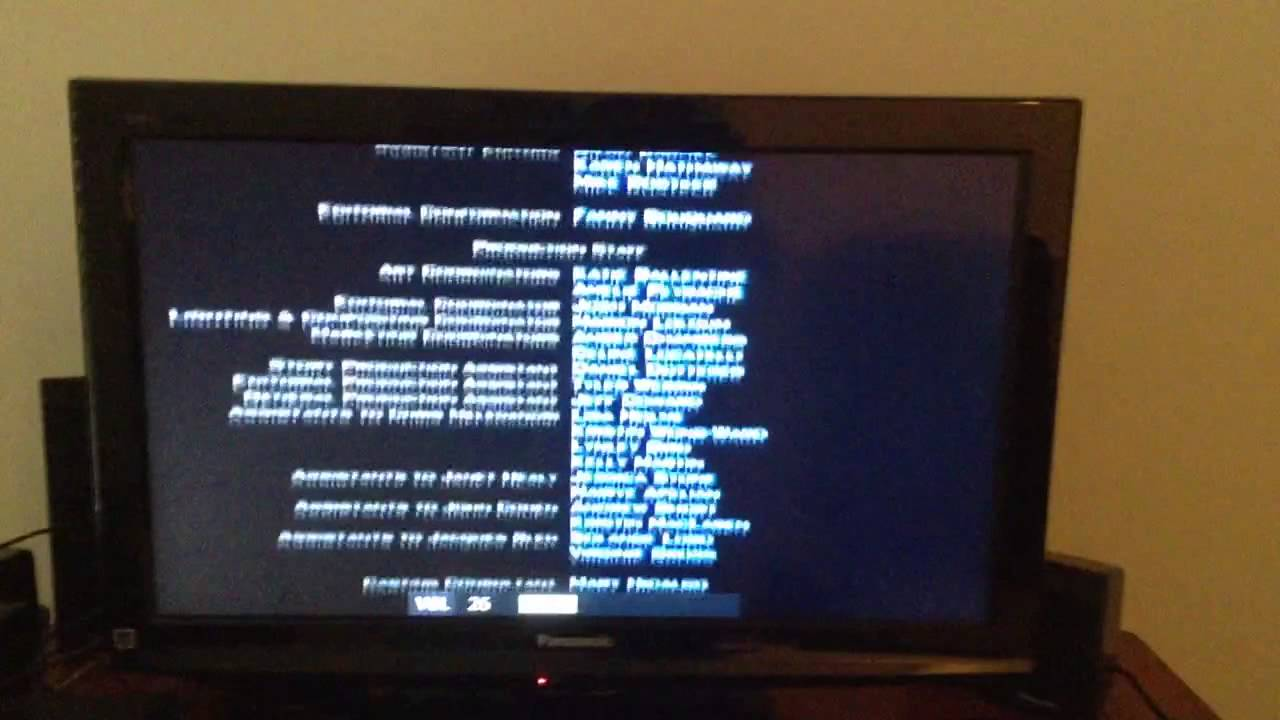 attempts the 1999 mpaa rated pg bumper on a tv airing of