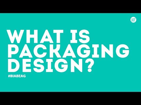 Outstanding By Design: Giles Calver - What Is Packaging Design?