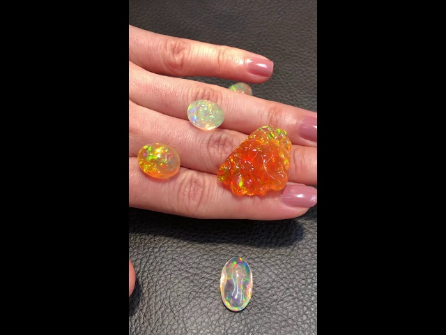 Fire opal game!