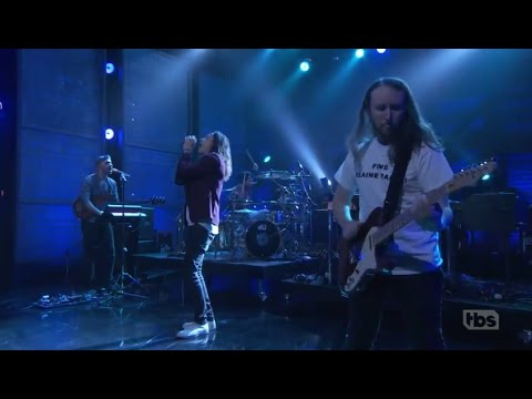Incubus - State Of The Art (LIVE DEBUT @ CONAN 2017)