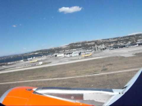 Take off Marseille , easyjet