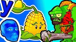 ПРоХоДиМеЦ с Растениями в Доисторической ЭПОХЕ! #472 ИГРА для ДЕТЕЙ - Растения против ЗОМБИ 2