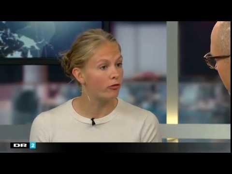 Emma Holten kræver hårdere straf for hævnporno: Ofre bliver kaldt klamme og naive - DR2 Morgen