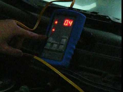 Analizador de sensores de oxigeno for Analizador de oxigeno