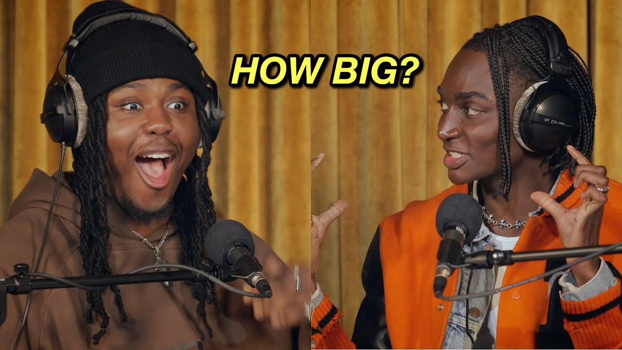 Download Exposing Our DIRTIEST Hookups w. Rickey Thompson (we may regret this)