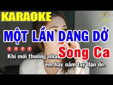 Một Lần Dang Dở - Quyen Tran ft Lam Trinh