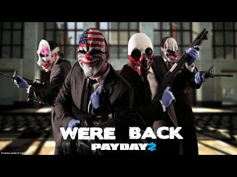 PAYDAY 2 #Bank Heist : DEPOSIT // SAFE HOUSE # gameplay PT-BR