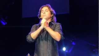ROBERTO ALAGNA  INDIAN SONG SADKO RIMSKY KORSAKOV CONCERT DE GOLFE JUAN 7 AOÛT 2012