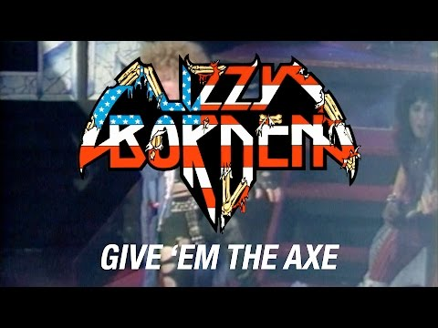 "Lizzy Borden ""Give 'Em the Axe"" (OFFICIAL VIDEO)"