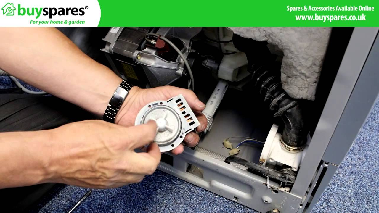 How to Replace a Washing machine Drain Pump (Samsung