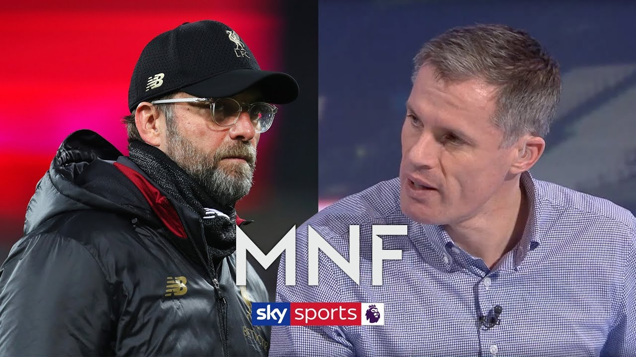 Does Jamie Carragher think Liverpool are favourites to win the Premier League? | MNF
