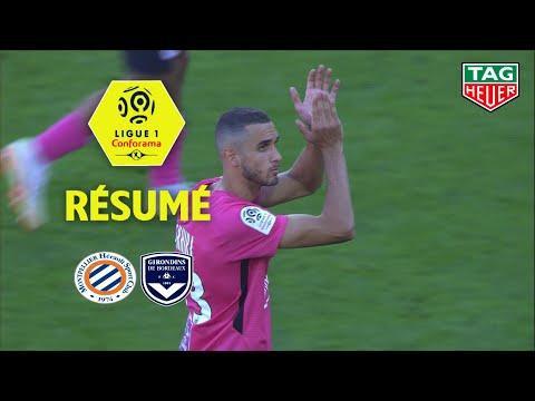 Montpellier Hérault SC - Girondins de Bordeaux ( 2-0 ) - Résumé - (MHSC - GdB) / 2018-19
