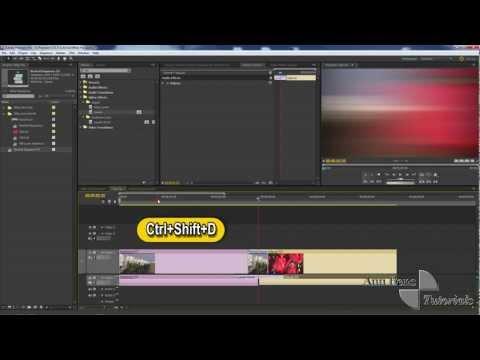 Whip (swish) Pan Transition - Premiere Pro