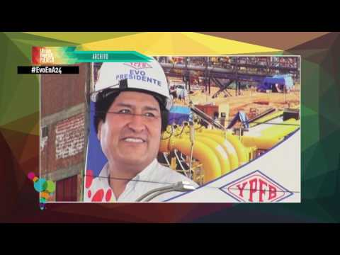 Latinoamérica Piensa 10 - Diálogo con Evo Morales