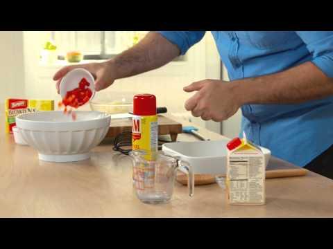 Potato, Sausage & Egg Breakfast Casserole Recipe - PAM Cooking Spray