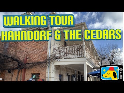 Walking Tour: Hahndorf & The Cedars || Adelaide South Australia || By Stanlig Films