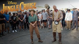 Disney's Jungle Cruise - Wrap Video