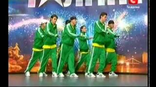 «Україна має талант-3» Львов - Южный фронт (хип-хоп)(Ukrain's Got Talent Оригинальное название: Україна має талант - 3 Русское название: Украина имеет талант - 3 Жанр:..., 2011-04-01T19:54:07.000Z)
