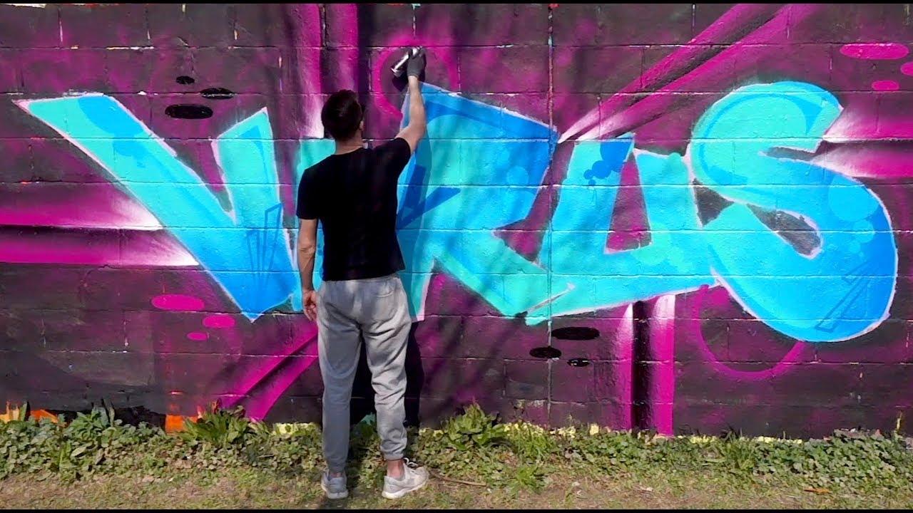 Virus Graffiti London 2019 Youtube