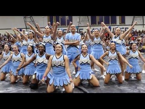 MTV - Monache High School - Special Broadcast - 8/24/17 - 5AM Friday Rally