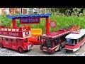 городской транспорт троллейбус автобус трамвай игрушки для мальчиков видео для детей mp3