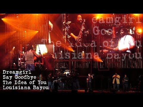 Dave Matthews Band - Dreamgirl - Say Goodbye - The Idea Of You - Louisiana Bayou (Audios)