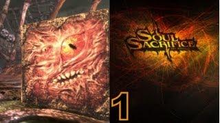 Let's Play Soul Sacrifice PS VITA - Part 1 - Introduction / Controls Tutorial thumbnail
