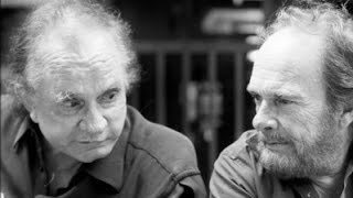 "Johnny Cash & Merle Haggard  ""I'm Leaving Now"""