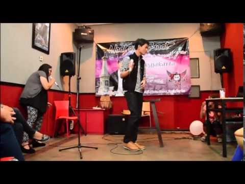 Thinking Out Loud - Cover By Riostevadit #MnGRioJogja
