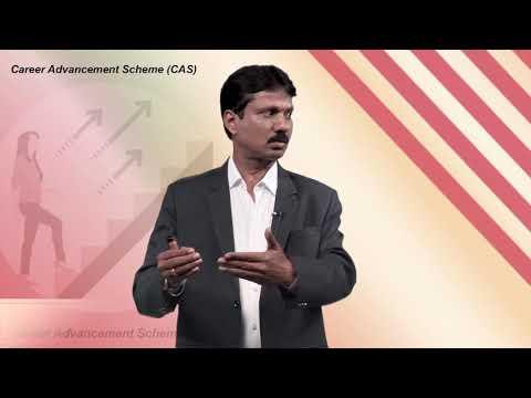 Career Advancement Scheme (CAS)  Part  01