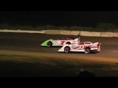 MVI 6868  STUART SPEEDWAY 7/3/2016 LATE MODEL FEATURE