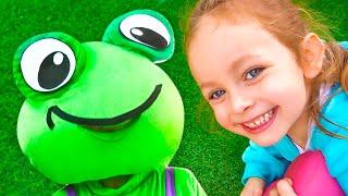 Danny the Frog  | Nursery Rhymes & Kids Songs