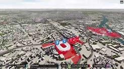 Les sites des Jeux olympiques et paralympiques de Paris 2024