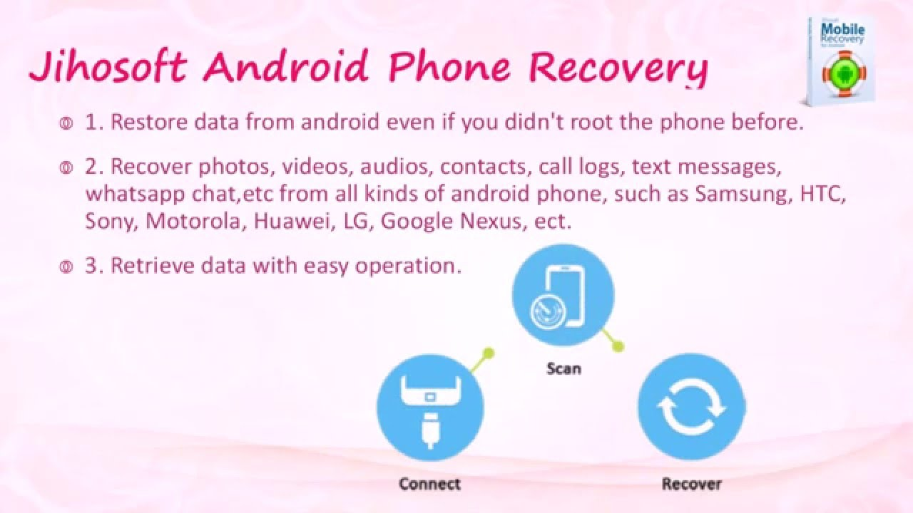 How to Recover Deleted Files Android without Root?