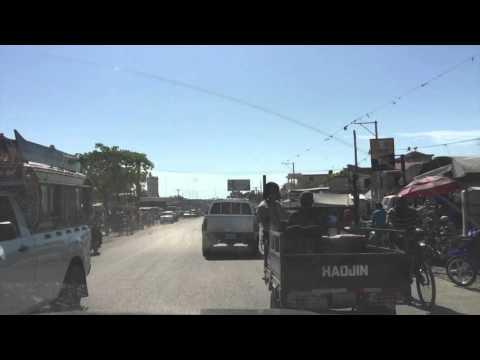 Les Cayes Route Quatre Chemins By Haiti Video Map