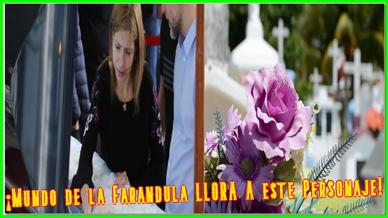 ¡Mundo de la Farandula LLORA y extraña a este Personaje de la Novela Rafael Orozco!
