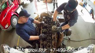 Капитальный ремонт Двигателя Caterpillar 3126 CAT Переборка и Восстановление Гарантия Москва и МО