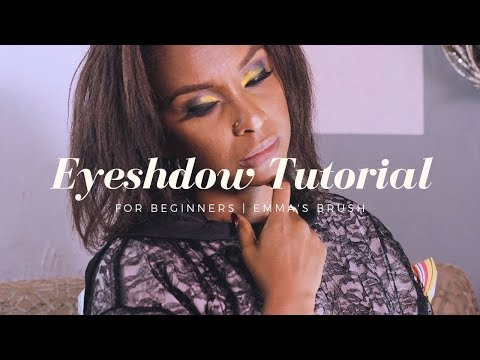 How to Apply Eyeshadow Tutorial | Emma's Brush