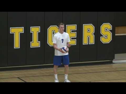 Cambridge Springs vs Maplewood-Boys High School Volleyball