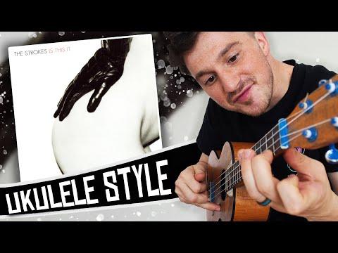 [ The Strokes ] Is This It - Full album medley on ukulele!