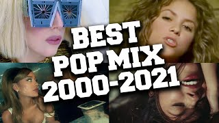 Pop Songs 2000 to 2021 ♫ Throwback Hits & New Pop Music 2021