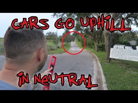 HAUNTED SPOOK HILL (Mysterious Gravity Hill) | OmarGoshTV