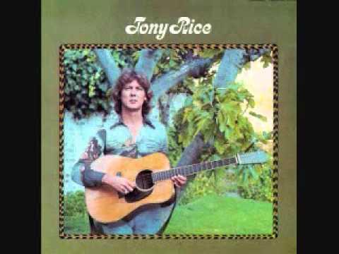 Tony Rice ~ Farewell Blues