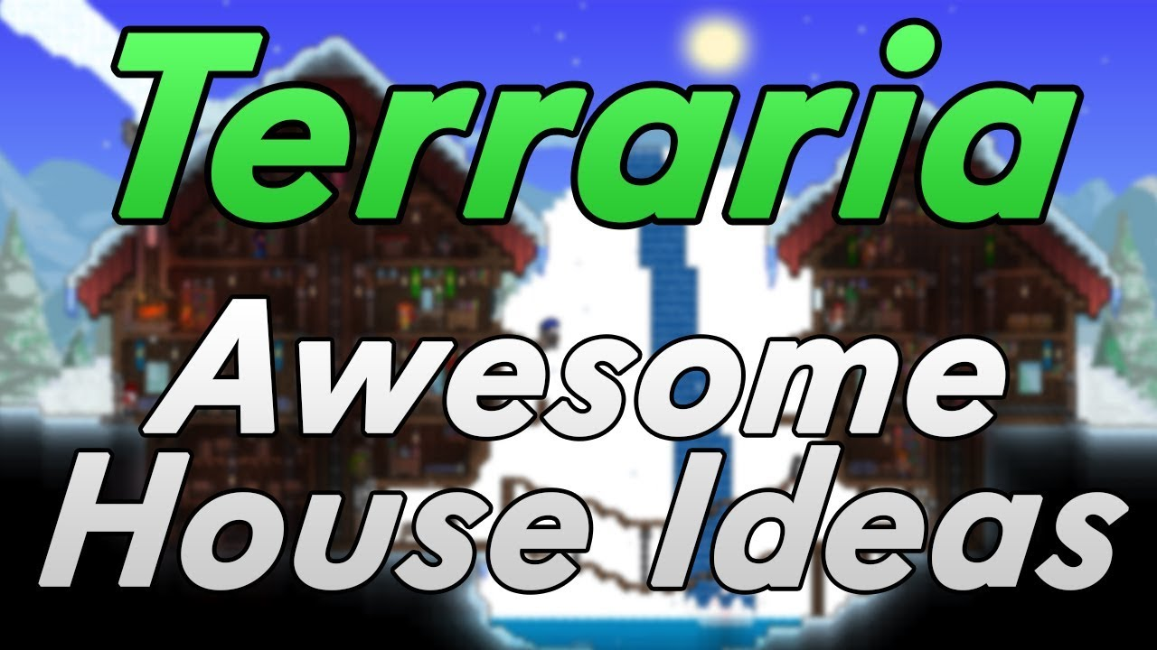 Terraria Another 50 Awesome House Ideas Building Wiring Guide 1 2 Inspiration