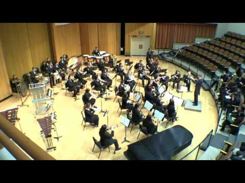 College of the Sequoias Symphonic Band Sutherland Wind Festival 2017