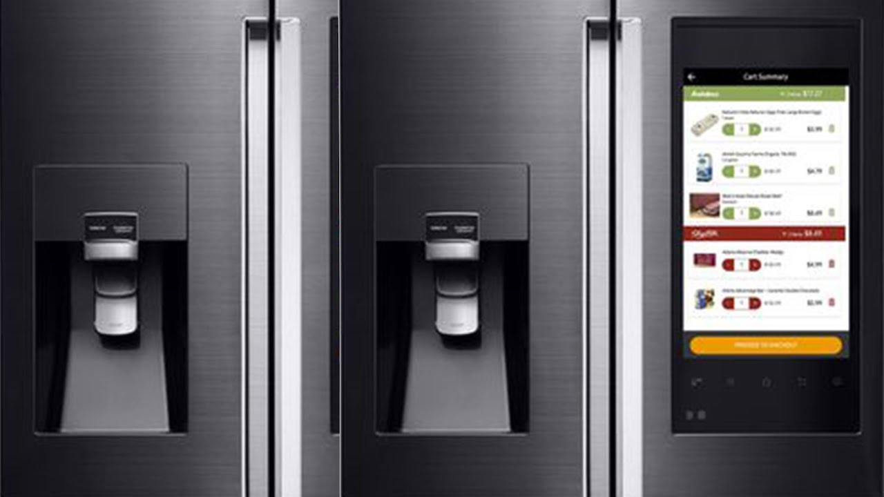 Samsung family hub refrigerator release date
